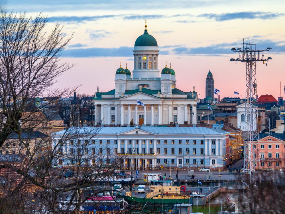 Helsinki näköala